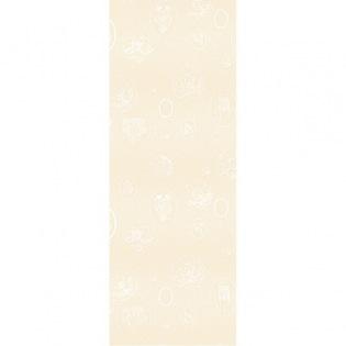 Mille Eclats Chocolat Blanc Tischläufer