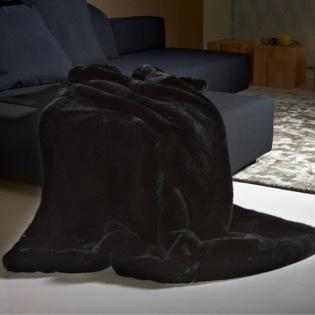 Carma Plaid Panther black
