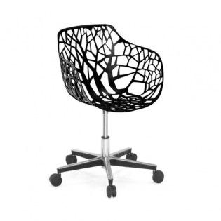 Forest Sessel mit Rollen