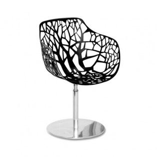 Forest Sessel mit Mittelfuß