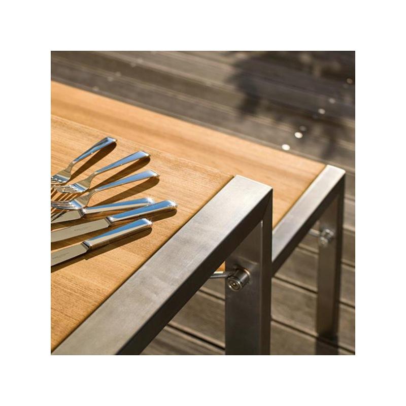 Flip Gartentisch 180 X 90 Cm Klappbar