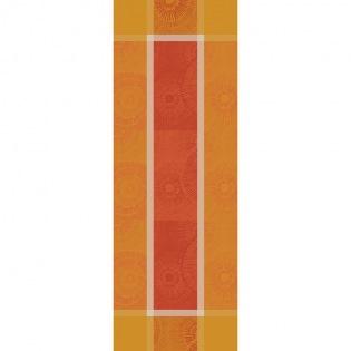 Sunshine Orange Tischläufer, 2er Set