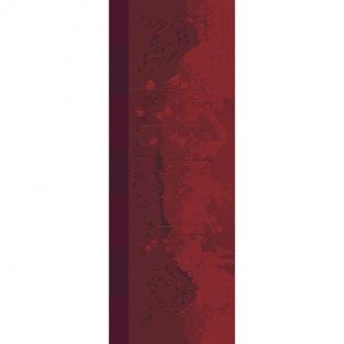 Paysage Scarlet Tischläufer