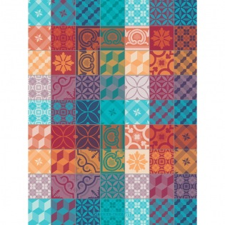 Mille Tiles Multicolore Geschirrtuch