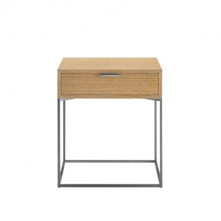 Zanotta OSCAR Nachttisch mit Schublade