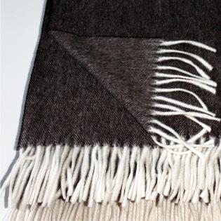 Carma Plaid Stripe brown