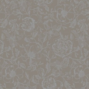 Mille Charmes Taupe Serviette