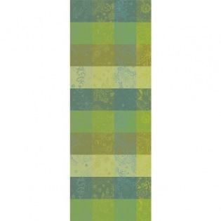 Mille Couleurs Lime Tischläufer